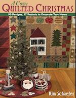 Cozy Quilted Christmas: 90 Designs, 17 Projects to Decorate Your Home