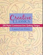 Creative Classics-Print-on-Demand-Edition: 250 Playful Continuous-Line Quilting Designs