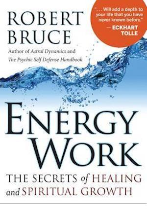 Bog, paperback Energy Work af Robert Bruce