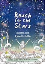 Reach for the Stars Coloring Book (Meditative Mindful Coloring)