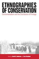 Ethnographies of Conservation af David G. Anderson, Eeva K. Berglund