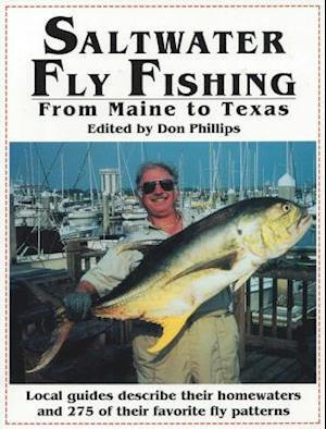 Bog, paperback Saltwater Fly Fishing af Don Phillips