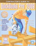 Contractor's Guide to QuickBooks Pro 2009 [With CDROM]