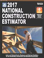 2017 National Construction Estimator