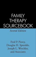 Family Therapy Sourcebook, Second Edition