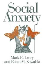 Social Anxiety (Emotions Social Behavior Paperback)