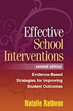 Effective School Interventions af Natalie Rathvon