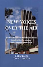 New Voices Over The Air (The Hampton Press Communication)