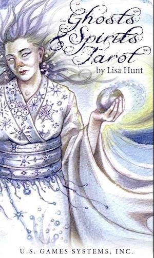 Bog, ukendt format Ghosts and Spirits Tarot af Lisa Hunt