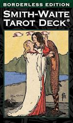 Smith-Waite Tarot Deck Borderless
