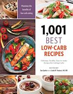 1,001 Best Low-Carb Recipes (1001)