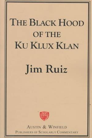 The Black Hood of the Ku Klux Klan