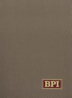 Bookman's Price Index