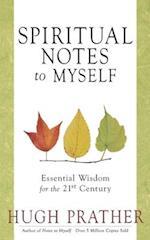 Spiritual Notes to Myself