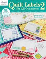 Quilt Labels for All Occasions 2 af Brooke Smith