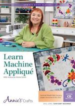 Learn to Machine Applique