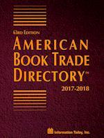 American Book Trade Directory 2017-2018 (AMERICAN BOOK TRADE DIRECTORY)