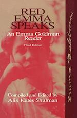 Red Emma Speaks af Emma Goldman, Alix Kates Shulman