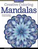 Creative Coloring Mandalas (Design Originals, nr. 5508)