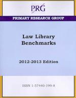 Law Library Benchmarks 2012-13 af Primary Research Group