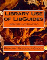 Library Use of Libguides