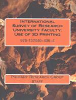 International Survey of Research University Faculty