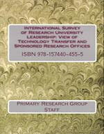 International Survey of Research University Leadership