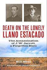 Death on the Lonely Llano Estacado (A. C. Greene, nr. 17)