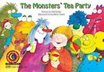 The Monster's Tea Party (Fun and Fantasy Learn to Read)