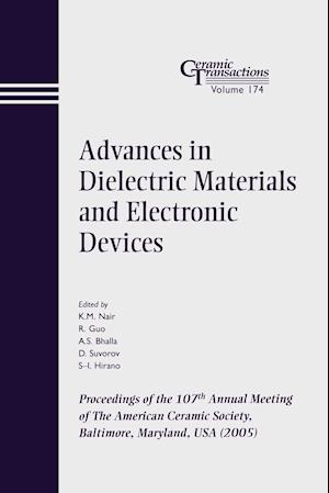 Adv Dielectric CT Vol 174