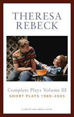 Theresa Rebeck (Contemporary Playwrights, nr. 3)