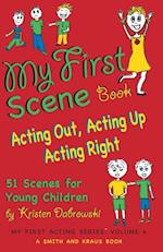 My First Scene Book af Kristen Dabrowski