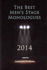 The Best Men's Stage Monologues 2014 af Lawrence Harbison