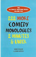 222 More Comedy Monologues (Ultimate Audition)