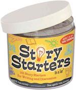 Story Starters in a Jar af Free Spirit Publishing
