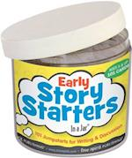 Early Story Starters In a Jar af Free Spirit Publishing