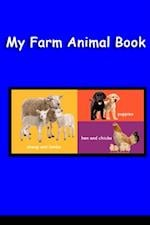My Farm Animal Book af Mary Osborne