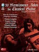 50 Renaissance Solos for Classical Guitar