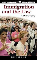 Immigration and the Law (Contemporary Legal Issues)