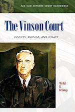 The Vinson Court (Abc-Clio Supreme Court Handbooks)
