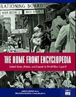 The Home Front Encyclopedia af James Ciment