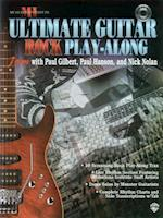 Ultimate Play-Along Guitar Trax Rock (Ultimate Guitar Play-along)