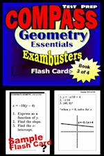 COMPASS Test Prep Geometry Review--Exambusters Flash Cards--Workbook 3 of 4