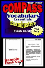 COMPASS Test Prep Essential Vocabulary--Exambusters Flash Cards--Workbook 4 of 4