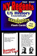 NY Regents United States History Test Prep Review--Exambusters Flashcards