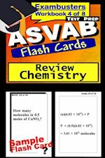 ASVAB Test Prep Chemistry Review--Exambusters Flash Cards--Workbook 4 of 8