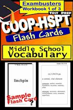 COOP-HSPT Test Prep Essential Vocabulary Review--Exambusters Flash Cards--Workbook 1 of 3