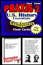 PRAXIS II History/Social Studies Test Prep Review--Exambusters US History Flash Cards