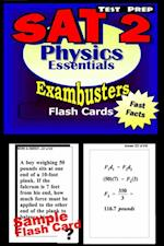 SAT 2 Physics Test Prep Review--Exambusters Flash Cards
