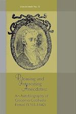 Pleasing and Interesting Anecdotes (Lives in Music)
